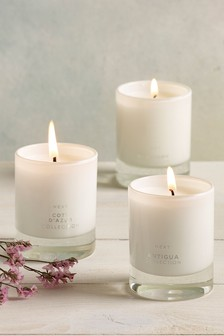 Set of 3 Collection Luxe Candles