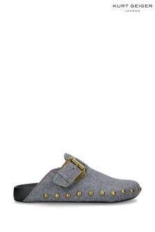 Kurt Geiger London Grey Ozark Shoes
