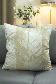 Myall Leaf Cushion by Ashley Wilde