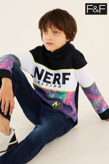 F&F Navy Nerf Sweat Top