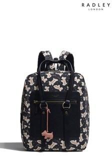 Radley London Dotty Dog Large Zip Top Backpack