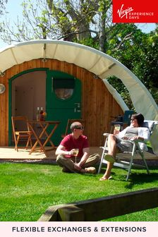 One Night Luxury Camping Cabin For Two Gift Experience by Virgin Experience Days