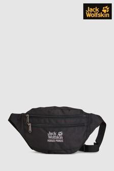 Jack Wolfskin Hokus Pocus Black Bum Bag
