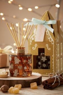 Gingerbread Fragranced 70ml Diffuser