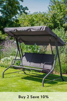 Milano 3 Seat Swingseat By LG Outdoor