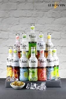 Le Bon Vin MG Spirits Cocktails Mixed Dozen