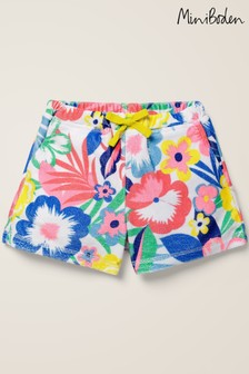 Mini Boden Multi Towelling Shorts