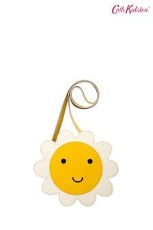 Cath Kidston Solid Yellow Novelty Daisy Handbag