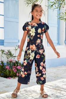 f2c426830da5 Girls Jumpsuits & Playsuits | Sizes From 3 Months - 16 Years | Next
