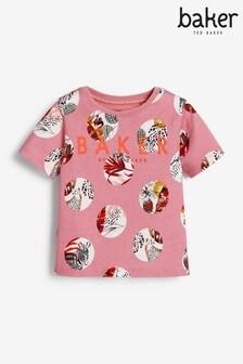 Baker by Ted Baker Safari T-Shirt