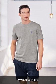 Grey Jersey Short Pyjama Set