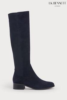 L.K.Bennett Bella Stretch Knee Boots
