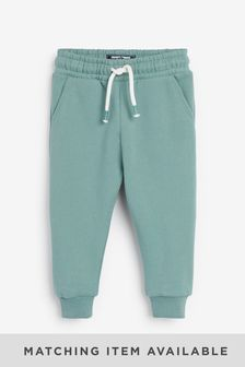 Mineral Blue Joggers Soft Touch Jersey (3mths-7yrs)