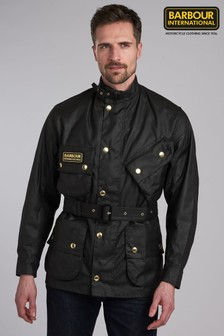 Barbour® International Black Original Jacket
