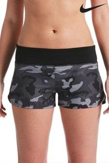 Nike Black Camo Board Shorts