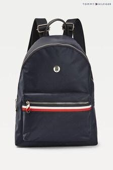 Tommy Hilfiger Blue Poppy Backpack