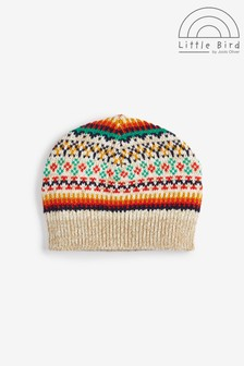 Little Bird Baby Knitted Hat