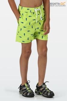 Regatta Green Skander Ii Swim Shorts