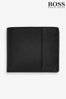 BOSS Embossed Wallet And Cardholder Set