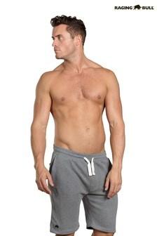 Raging Bull Grey Signature Sweat Shorts