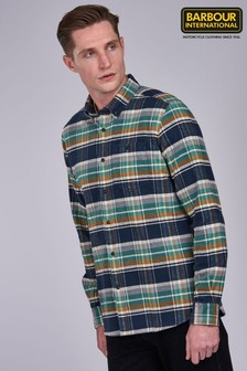 Barbour® International Steve McQueen Rocky Check Shirt