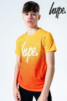 Hype. Kids Multi Sundown Speckle Fade T-Shirt