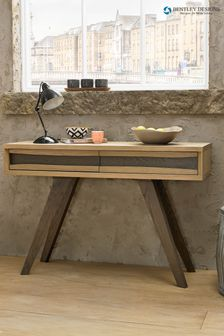 Cadell Console Table with Drawers by Bentley Designs