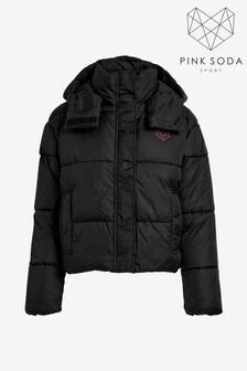 Pink Soda Lax Jacket