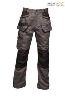Regatta Grey Incursion Holster Workwear Trousers