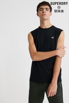 Superdry Organic Cotton Collective Vest Top