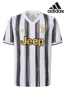 adidas Juventus Home 20/21 Football Shirt