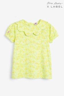 Alice Archer x Label Floral Print T-Shirt