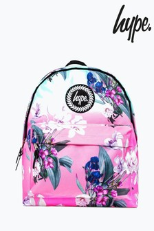 Hype. Floral Fade Backpack