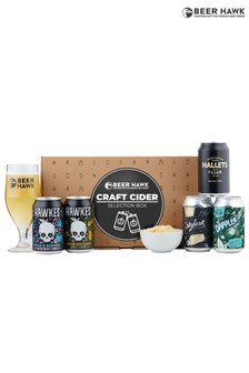 Beerhawk Craft Cider Large Gift Box