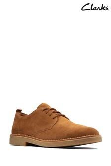 Clarks Cognac Suede Desert London 2 Shoes