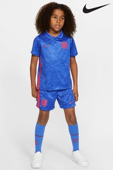 Nike Away England Mini Kit