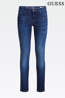 Guess Mid Wash Annette Iconic Skinny Jeans