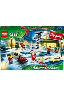 LEGO® City Advent Calendar 60268