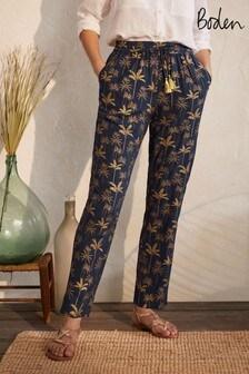 Boden Blue Bembridge Trousers