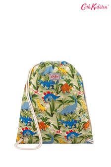 Cath Kidston Kids Dinosaur Jungle Drawstring Bag