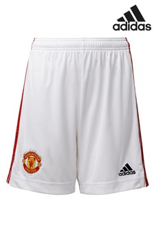 adidas Manchester United Home 20/21 Football Shorts