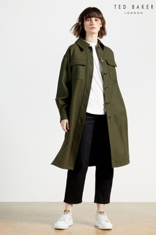 Ted Baker Lomma Relaxed Fit Shacket