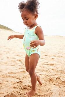 Mint Swimsuit (3mths-7yrs)