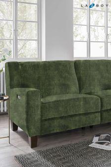 Conifr Hazel Large Recliner Sofa by La-Z-Boy
