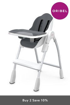 Slate Oribel Cocoon Highchair