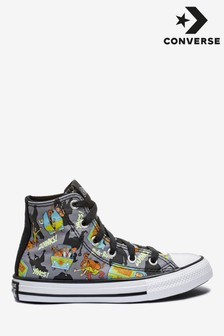 Converse Scooby Doo Junior Trainers