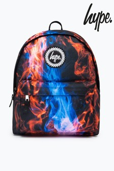 Hype. Cyan Fire Backpack