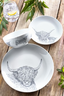 Hamish 12 Piece Dinner Set