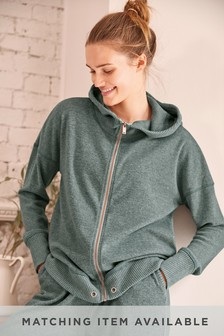 Green Supersoft Hoody