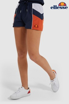 Ellesse™ Navy Stripe Shorts